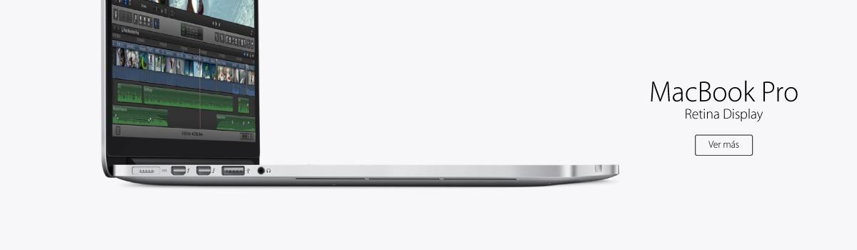 MacBook Pro retina MacStore