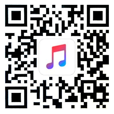 codigo QR Apple Music