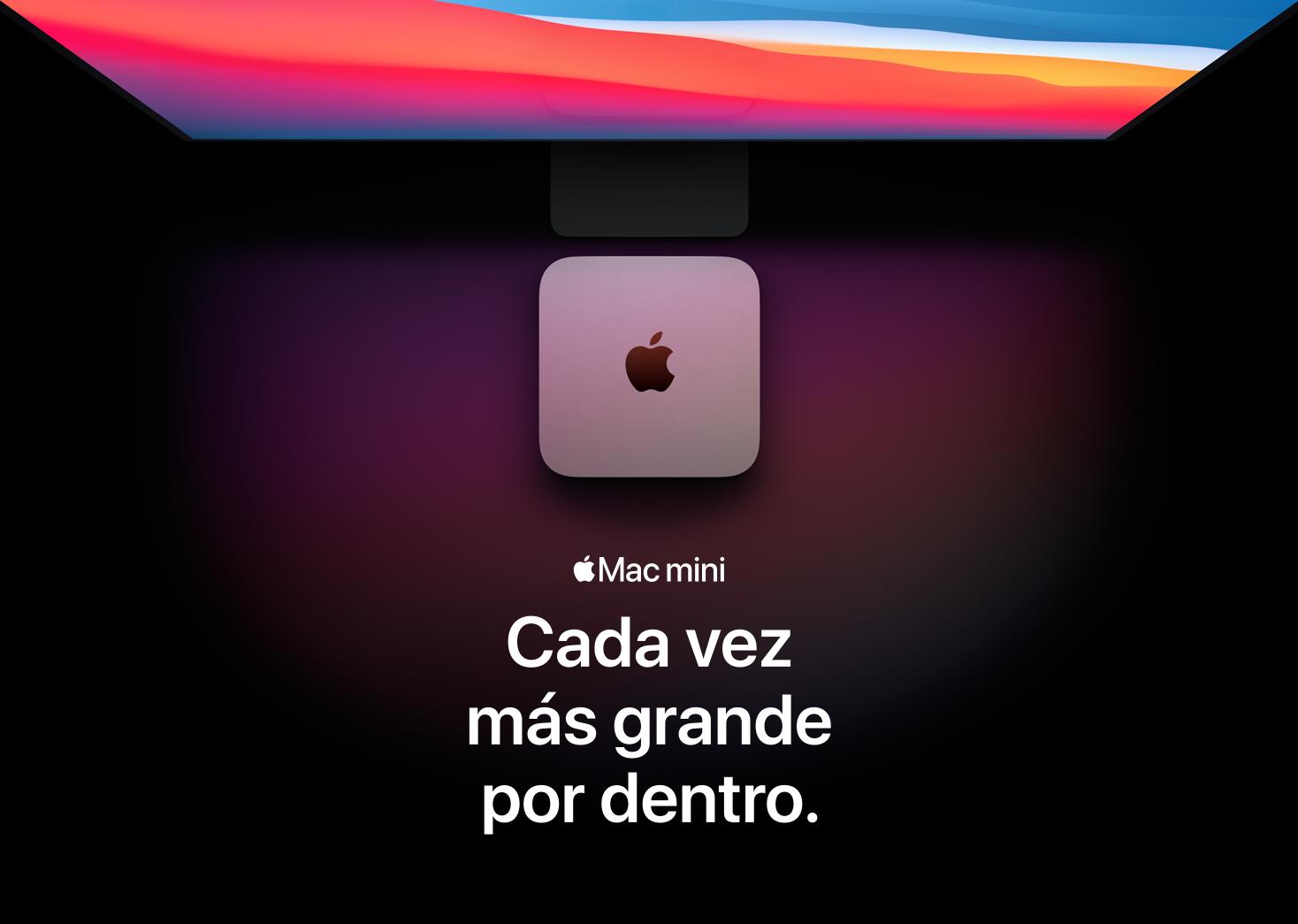 Nueva Mac Mini