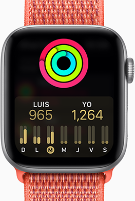 Apple Watch Series 4 Actividad Macstore