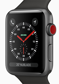 Apple Watch Series 4 Black Macstore
