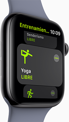 Apple Watch Series 4 Ejercicio Macstore