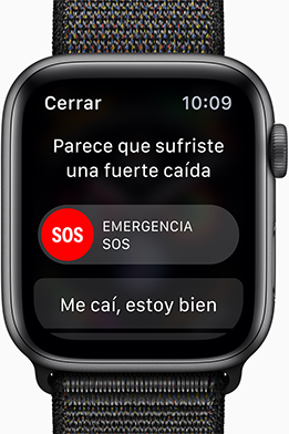 Apple Watch Series 4 SOS Macstore