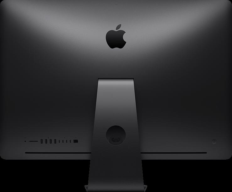 iMac Pro Back MacStore