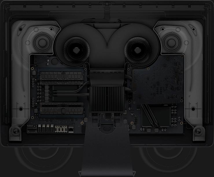iMac Pro Bocinas MacStore