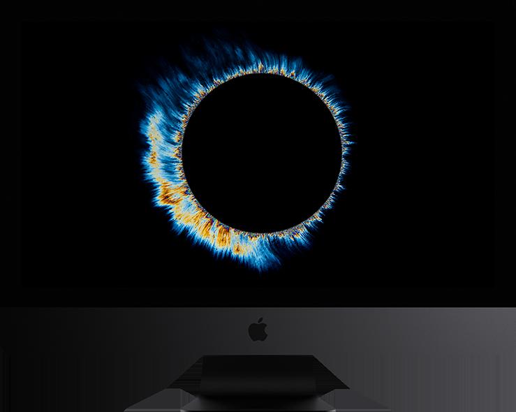 iMac Pro pantalla MacStore