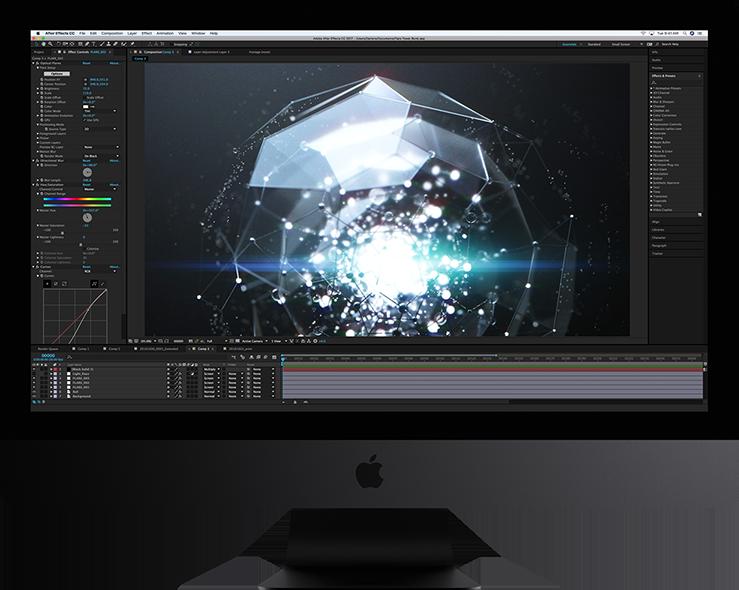iMac Pro Video MacStore