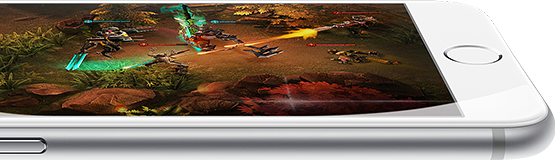 iPhone6 horizontal MacStore