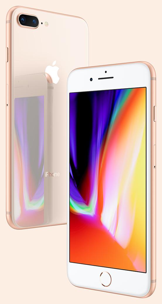 iPhone creado en vidrio MacStore