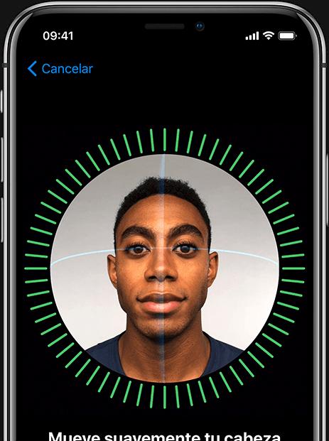 iPhone X Mapeo facial MacStore