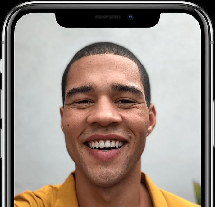 iPhone X Face ID MacStore