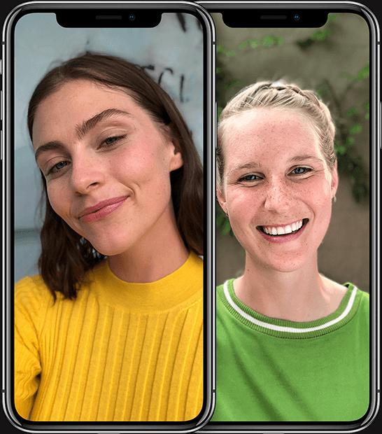 iPhone X Selfies MacStore