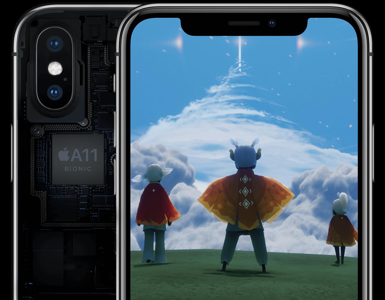 iPhone X A11 Bionic MacStore