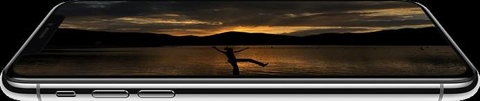 iPhone X Iluminacion procesador neutral MacStore