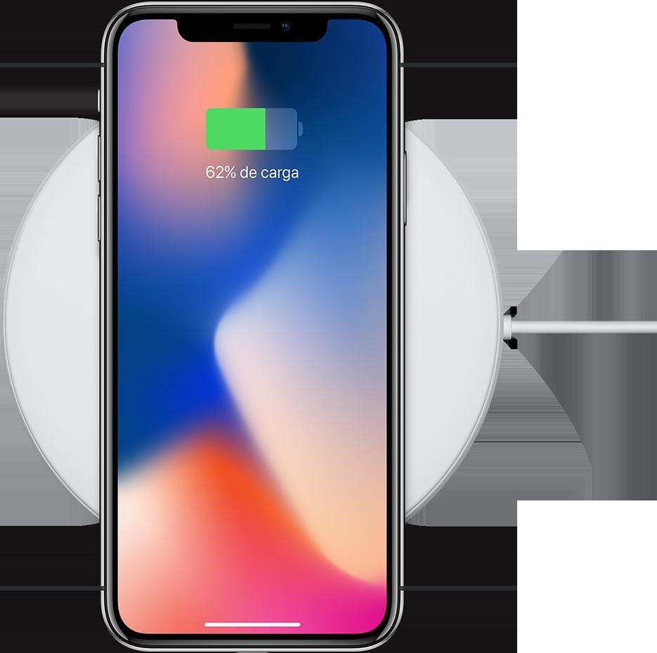 iPhone X Un mundo sin cables MacStore