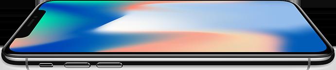 iPhone X pantalla super retina MacStore