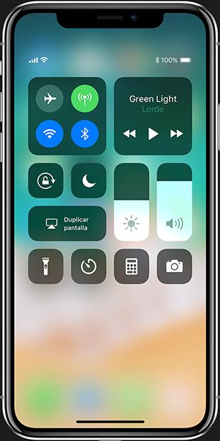 iPhone X ios 11 MacStore