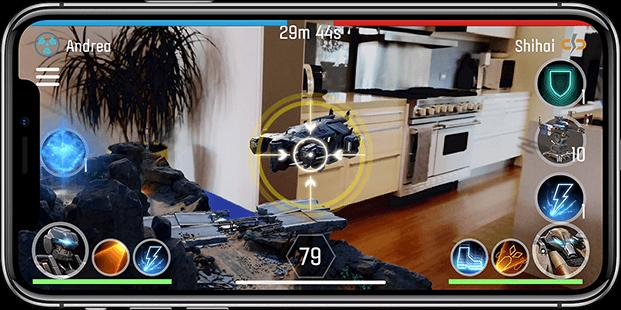 iPhone X Realidad aumentada MacStore