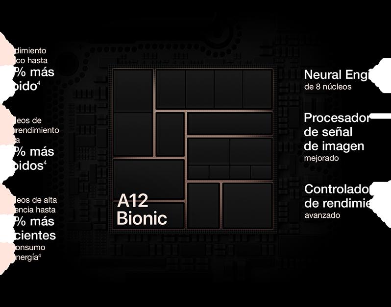 A12 Bionic iPhone Xs Mac Macstore Apple
