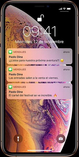 iPhone XS Lock Mac Macstore Apple