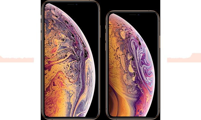 Side iPhone XS Max Mac Macstore Apple