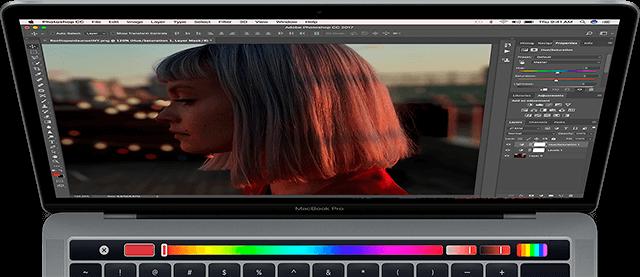 Touch Bar Apps MacBook Pro MacStore