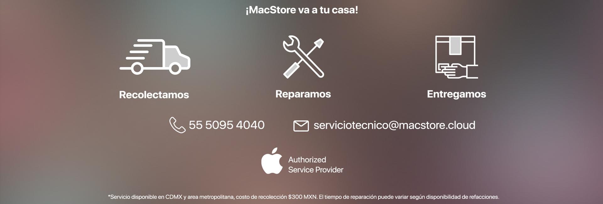 Centro de Servicio MacStore