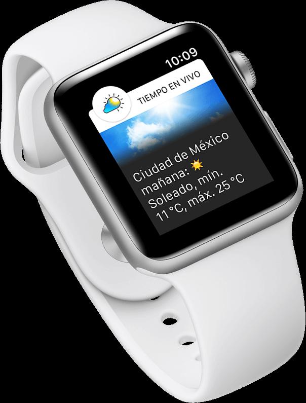 Watch Series 3 Apps noticifaciones MacStore
