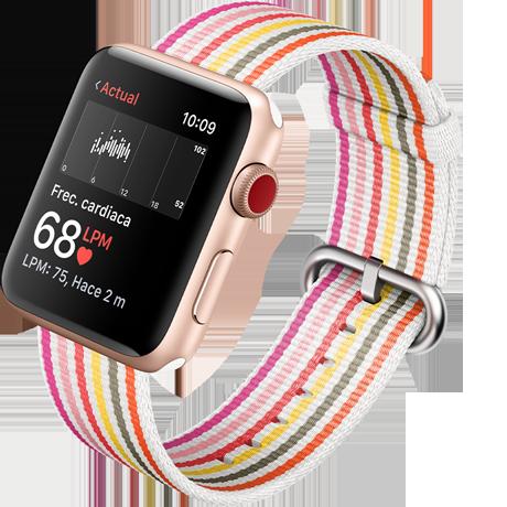 Watch Series 3 APP cardiaca MacStore