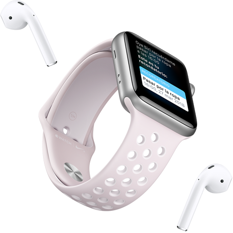 Watch Series 3 App Siri MacStore