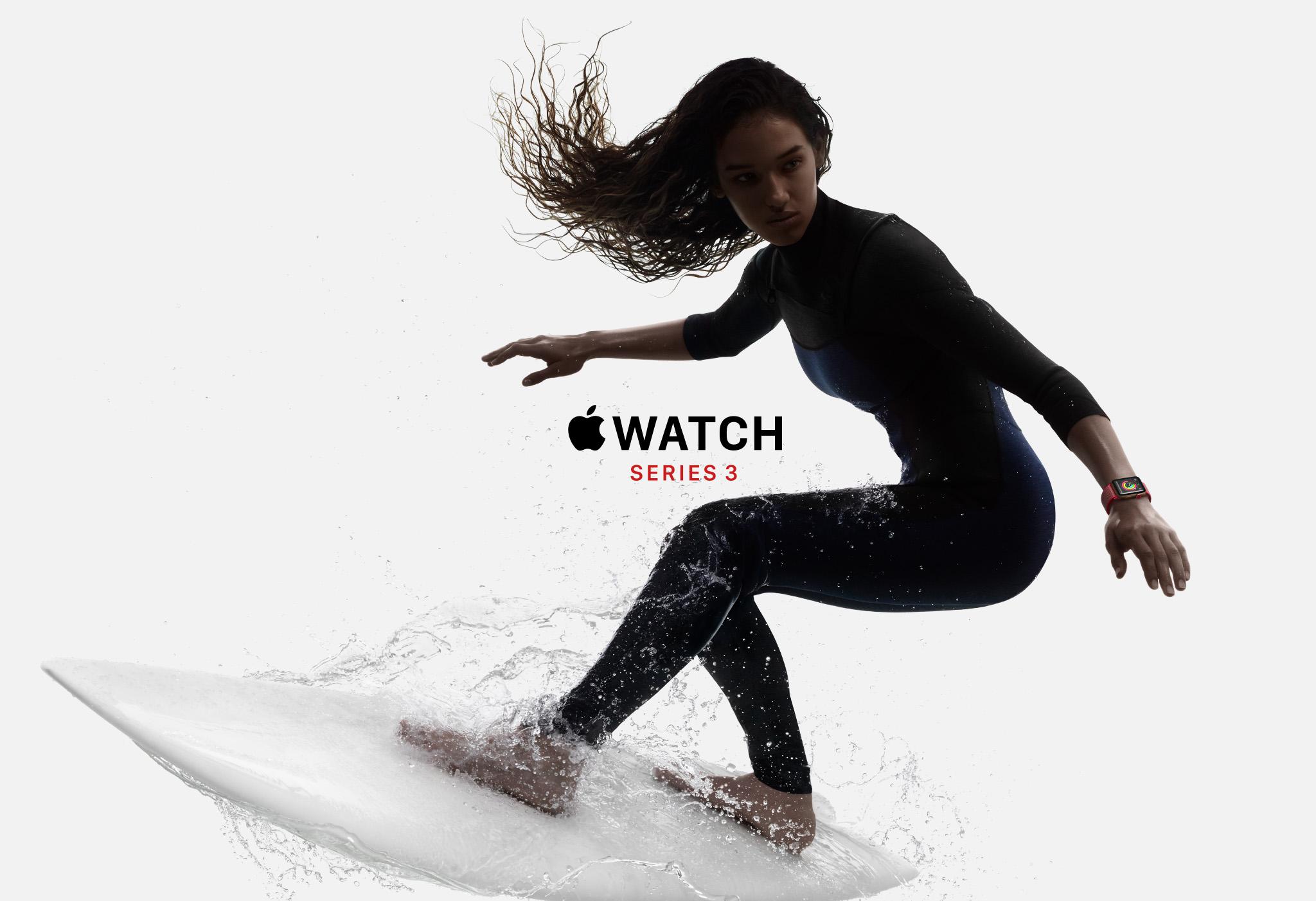 Watch Series 3 resistente agua MacStore