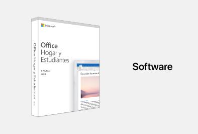 Accesorios Software