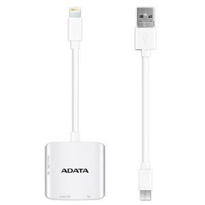 Adaptador Adata Micro SD a Lightning