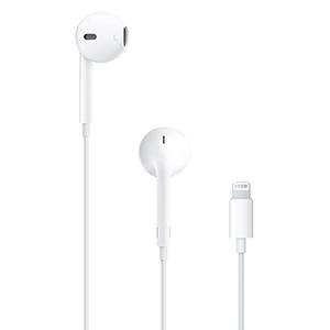 Audífonos Apple MMTN2AM/A In-Ear Con Conector Lightning
