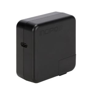Adaptador De Corriente Incipio USB-C, Incluye Cable USB-C de 6ft