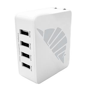 Adaptador De Corriente Intelliarmor 4 puertos USB