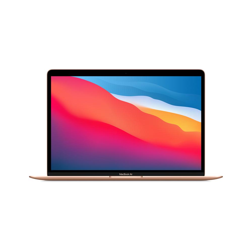 """MacBook Air 13"""" MGNE3LA/A Chip M1 CPU8/GPU8/8G BRAM/512GB Oro"""