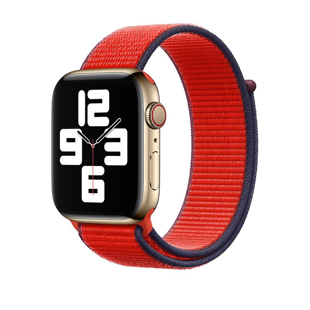 Correa Apple Loop Deportiva PRODUCT RED 38/40mm