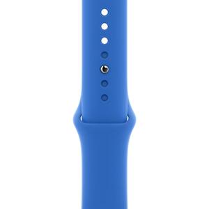 Correa Apple Deportiva Azul Capri 42/44mm