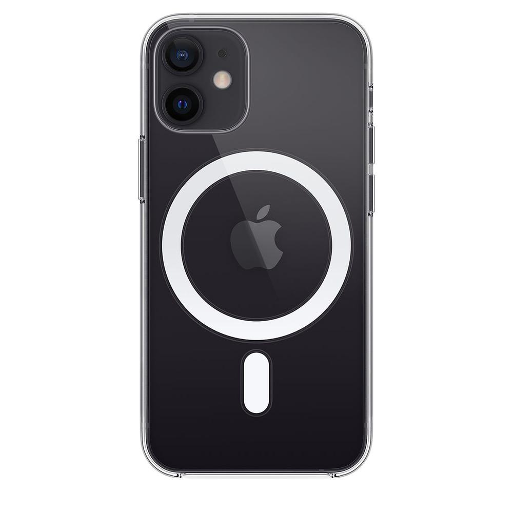 Funda Apple iPhone 12 Mini Transparente MagSafe