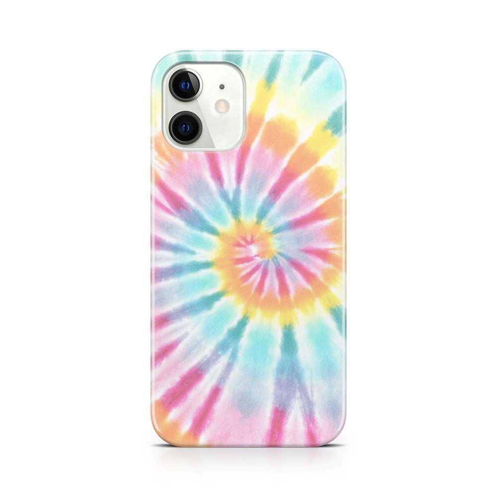 Funda Recover Marble Para iPhone 12 Mini (5.4), TieDye
