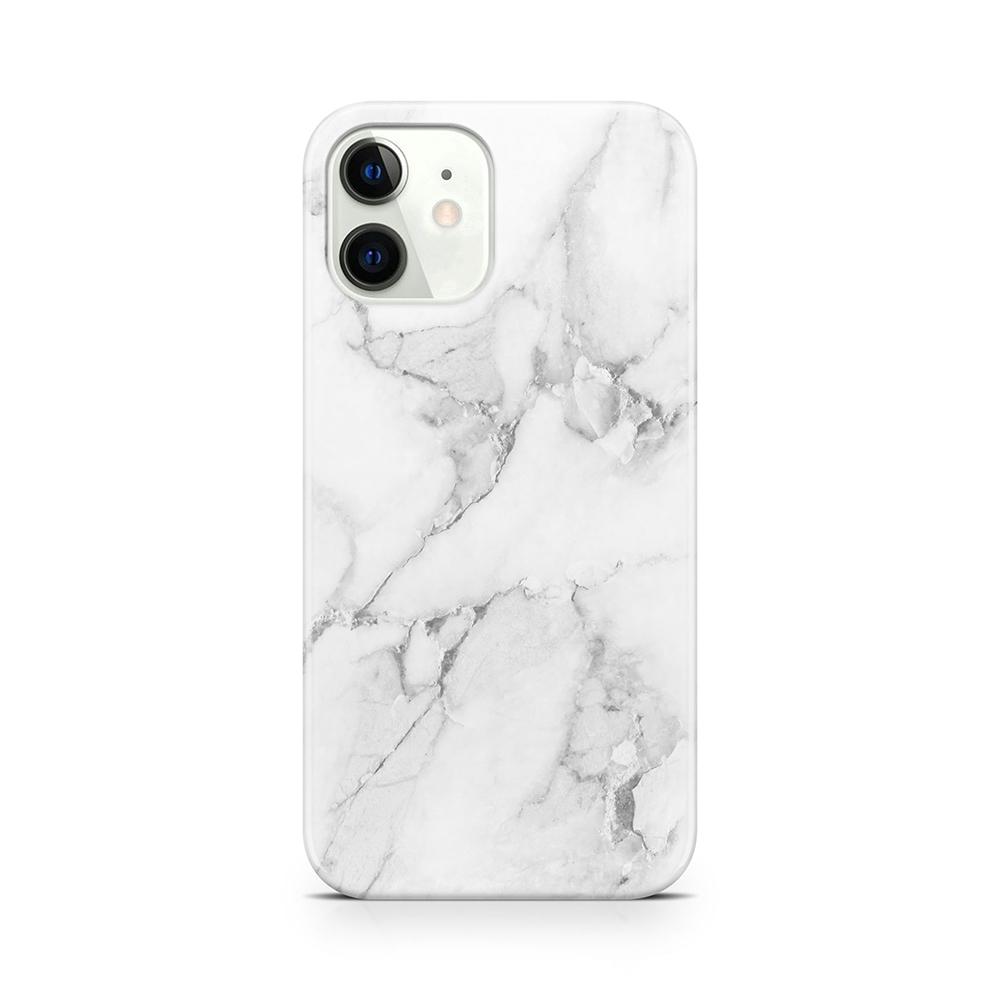 Funda Recover Marble Para iPhone 12 Mini (5.4), White