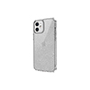 Funda UNIQ LifePro Tinsel Para iPhone 12 Mini (5.4), Lucent