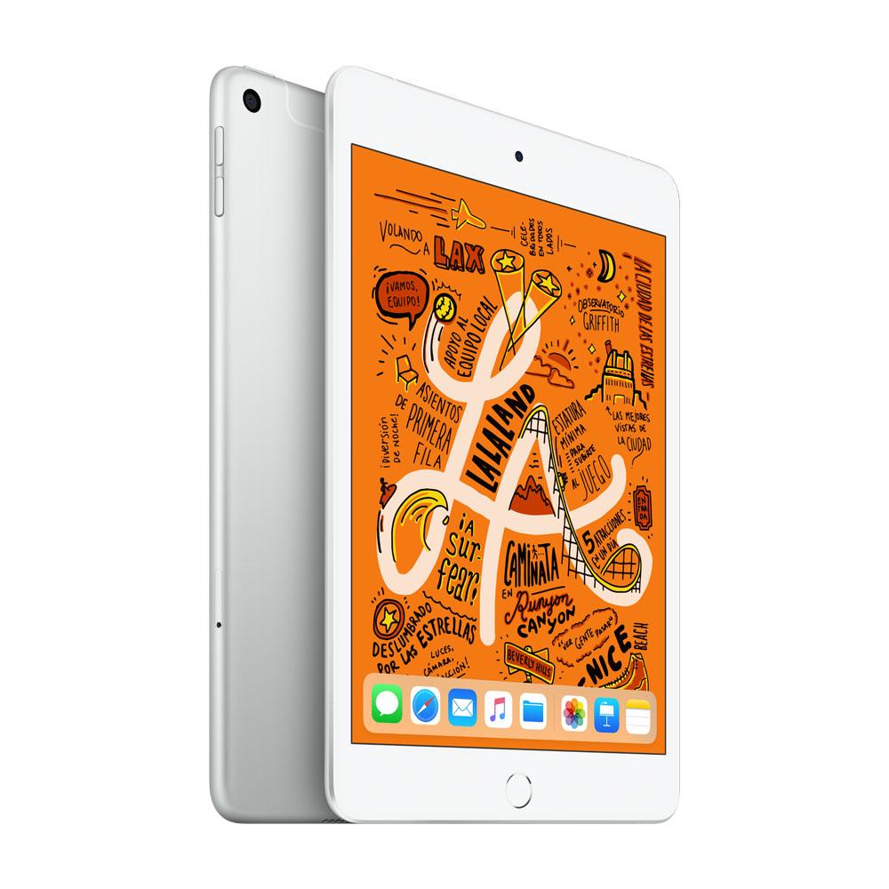 iPad Mini 5 MUX62LZ/A Wi-Fi + Cellular 64GB Plata