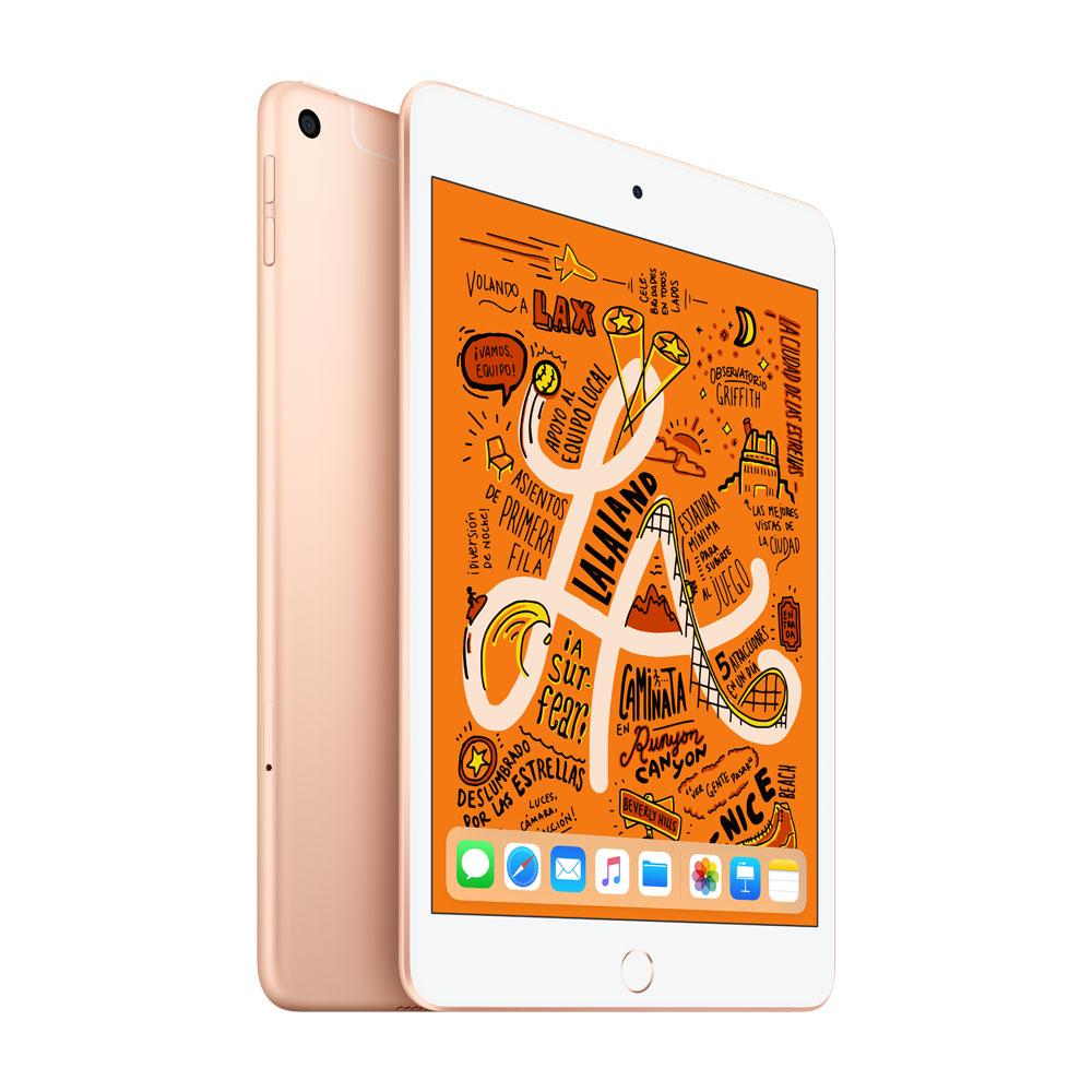iPad Mini 5 MUXE2LZ/A Wi-Fi + Cellular 256GB Oro