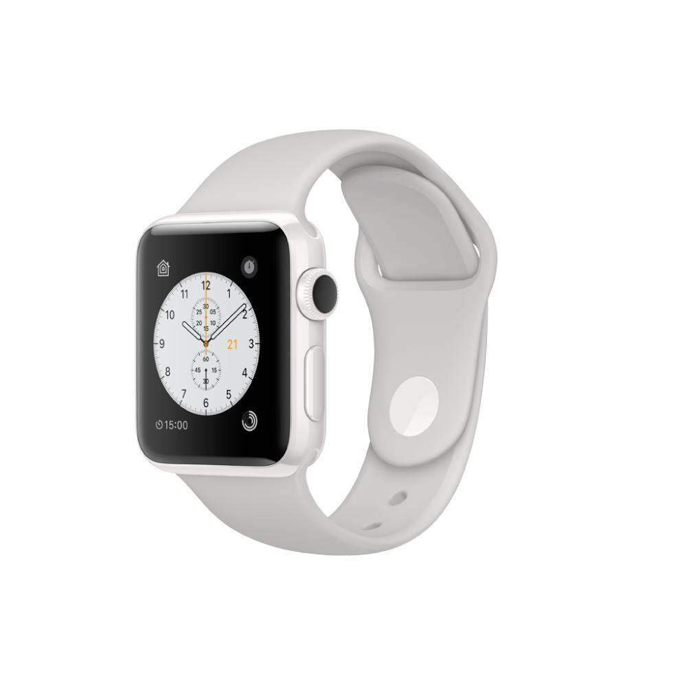 Apple Watch Edition MNPF2CL/A 38mm Céramica Blanca Correa Dep Nube