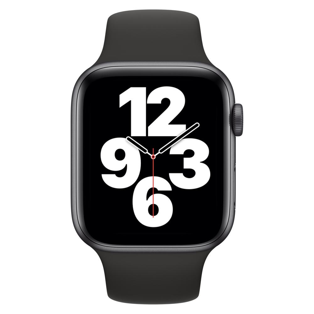 Apple Watch MYDT2LZ/A SE GPS 44mm Alum Gris Espacial Correa Dep Negra