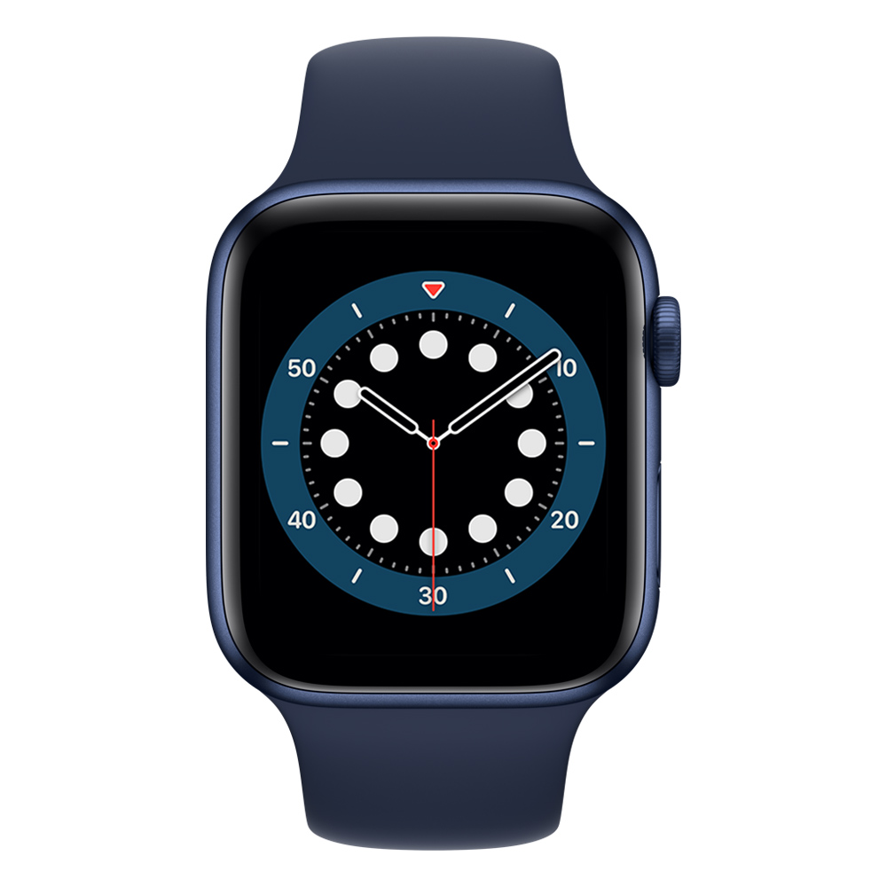 Apple Watch M02R3LZ/A S6 GPS+Cell 40mm Alum Azul Correa Dep Azul Marin