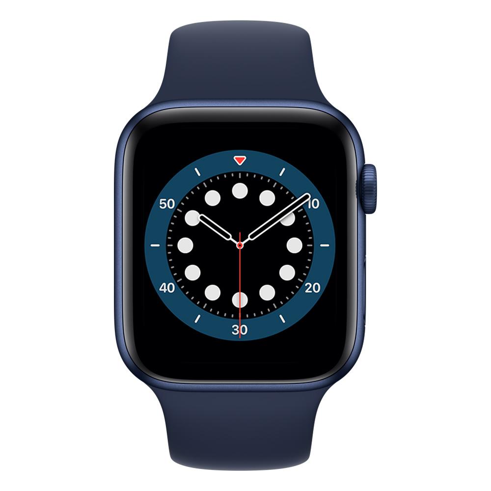 Apple Watch M07J3LZ/A S6 GPS+Cell 44mm Alum Azul Correa Dep Azul Marin